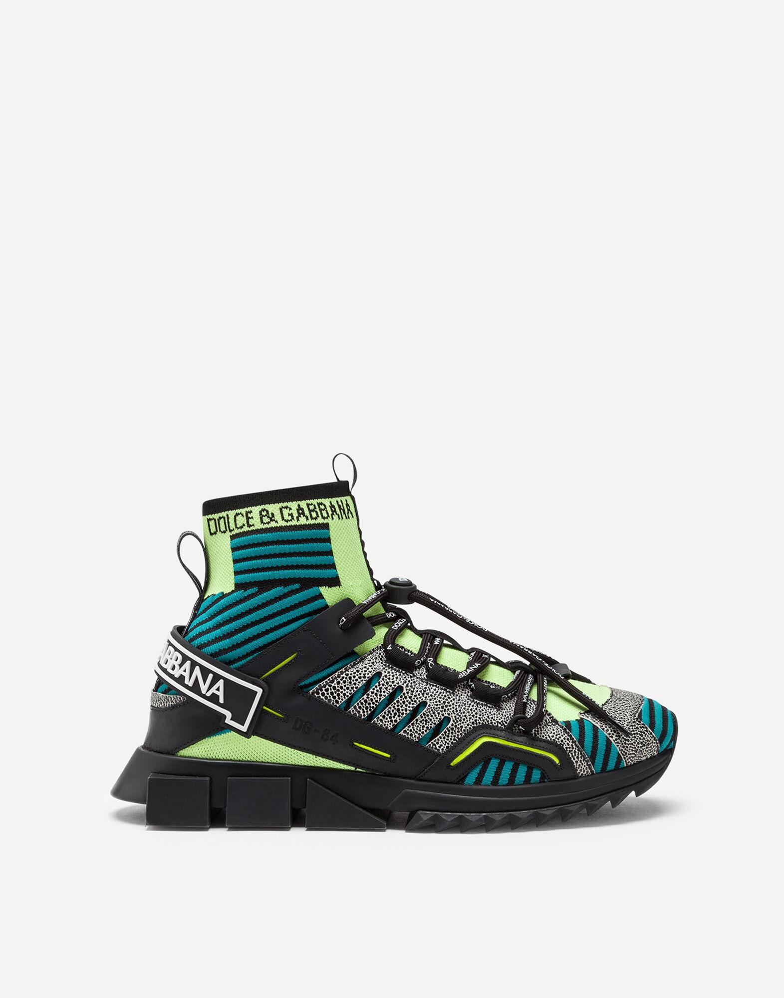 d&g high top sneakers