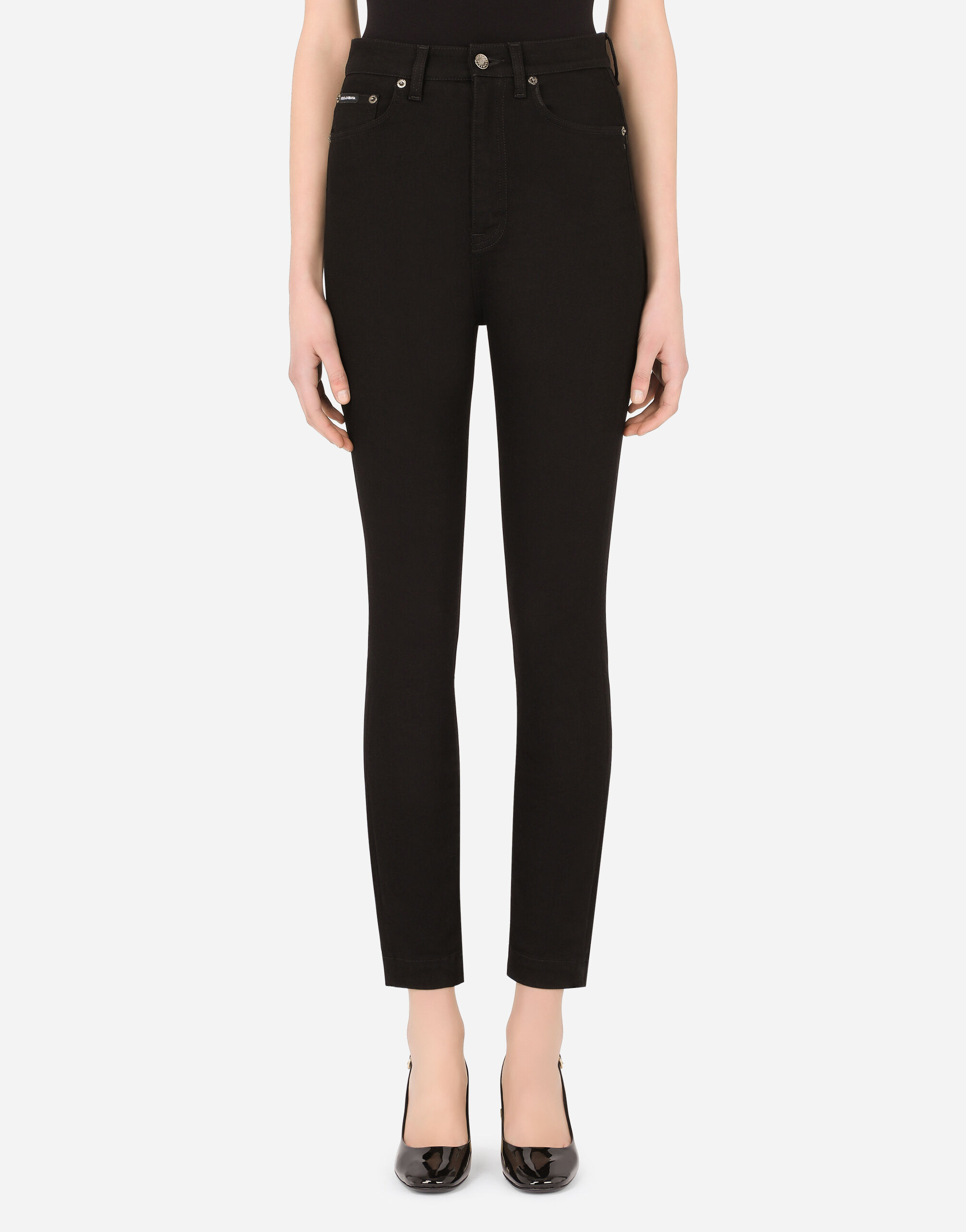 Jeans Grace in denim stretch