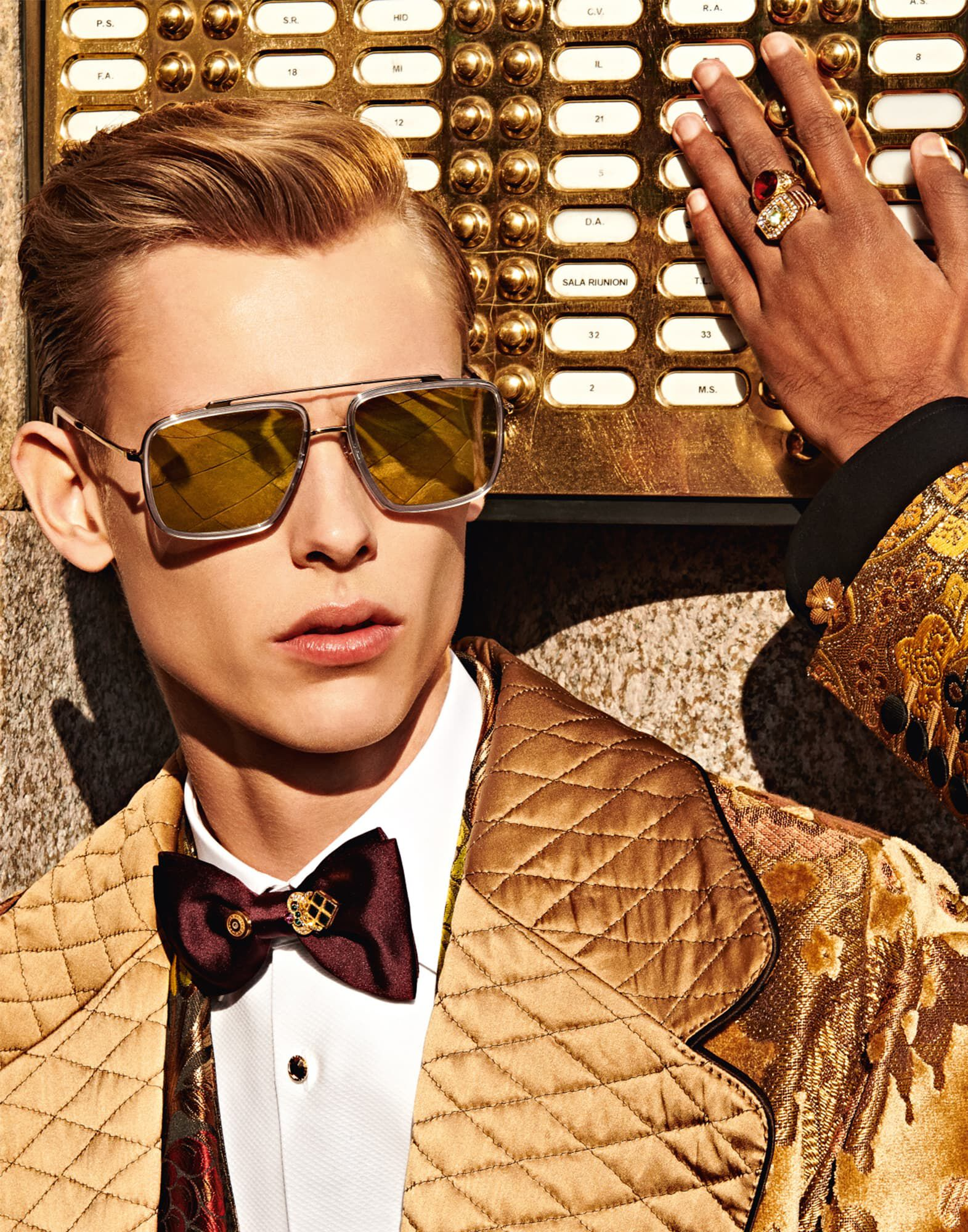 Men's Sunglasses | Dolce&Gabbana MADISON SUNGLASSES
