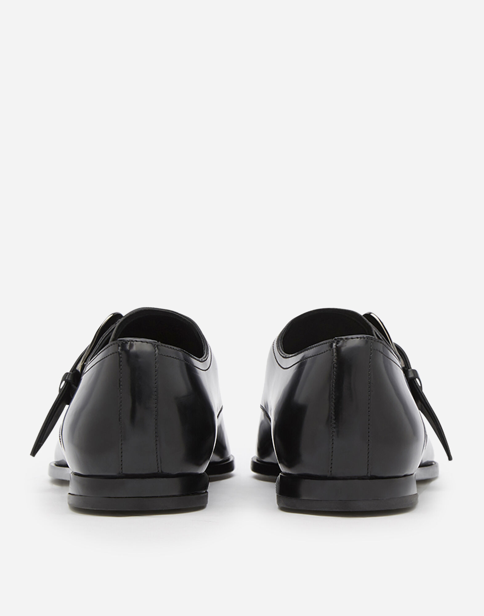Collezione Uomo | Dolce&Gabbana PANTOFOLA IN VITELLO STAR