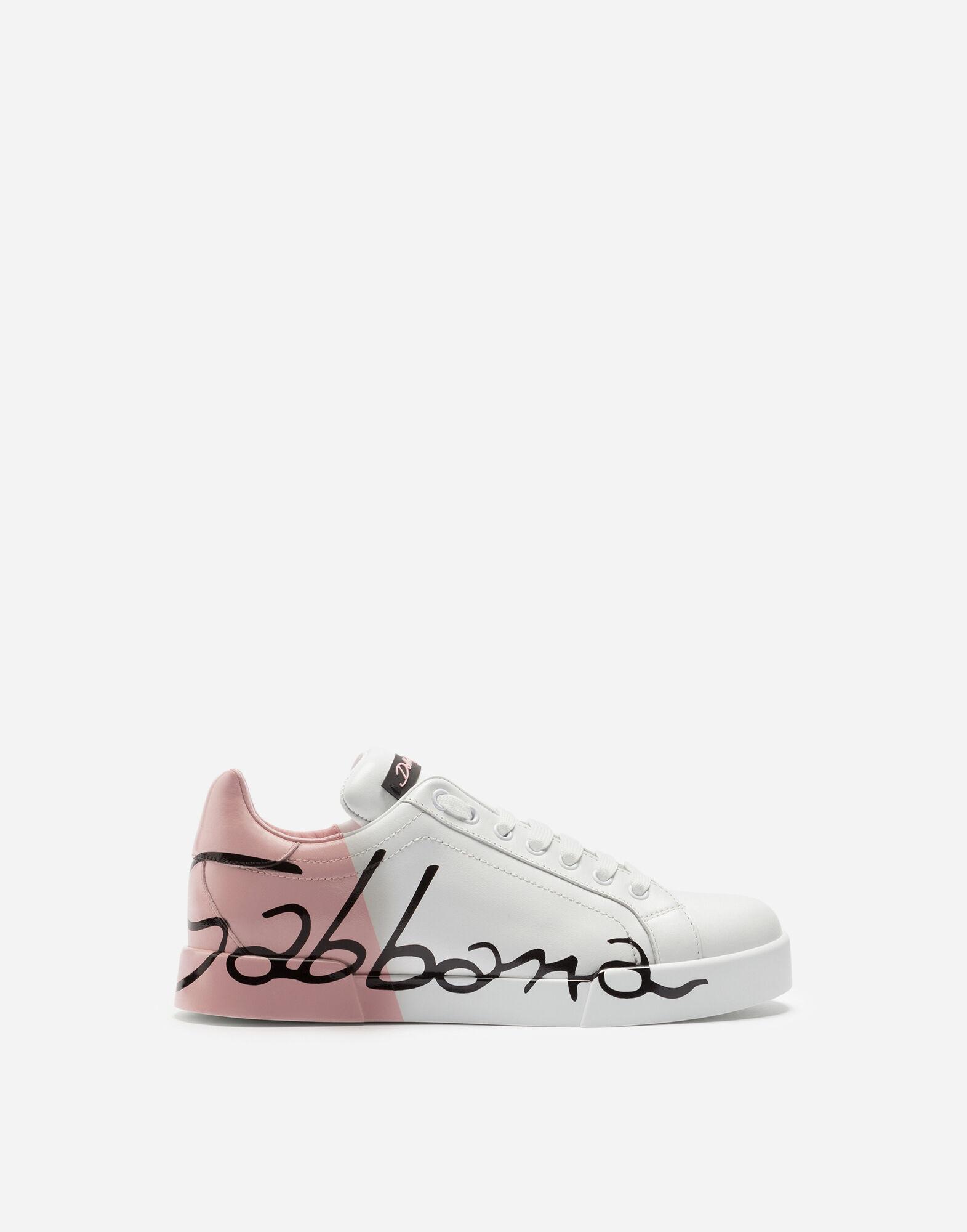dolce & gabbana pink shoes