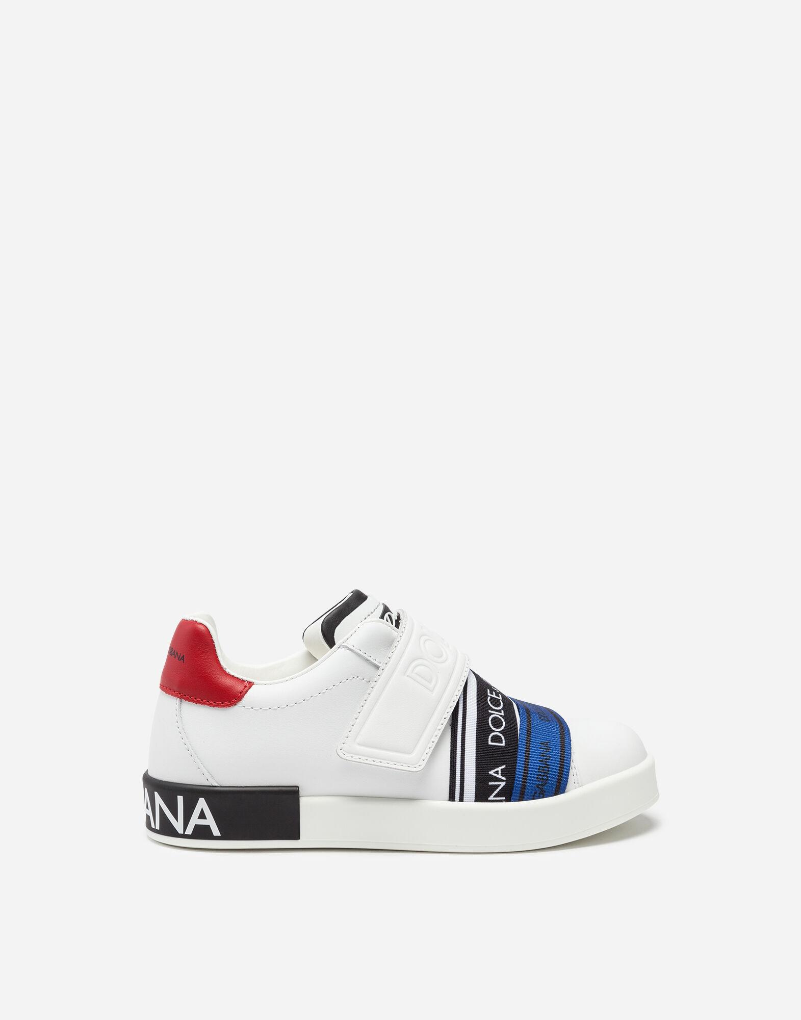 Portofino Sneakers with Tape - Boy's