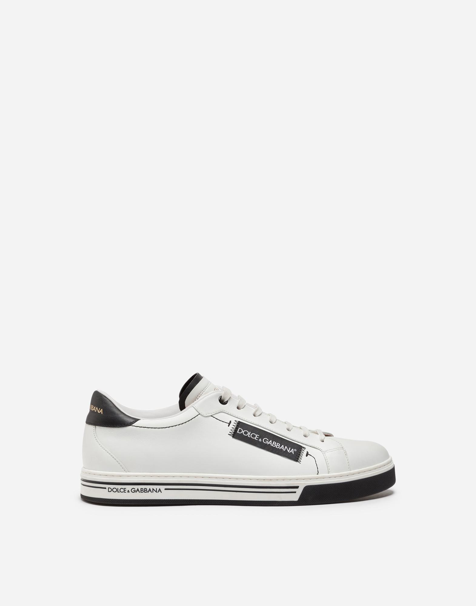 Roma Sneakers In Nappa Calfskin - Men