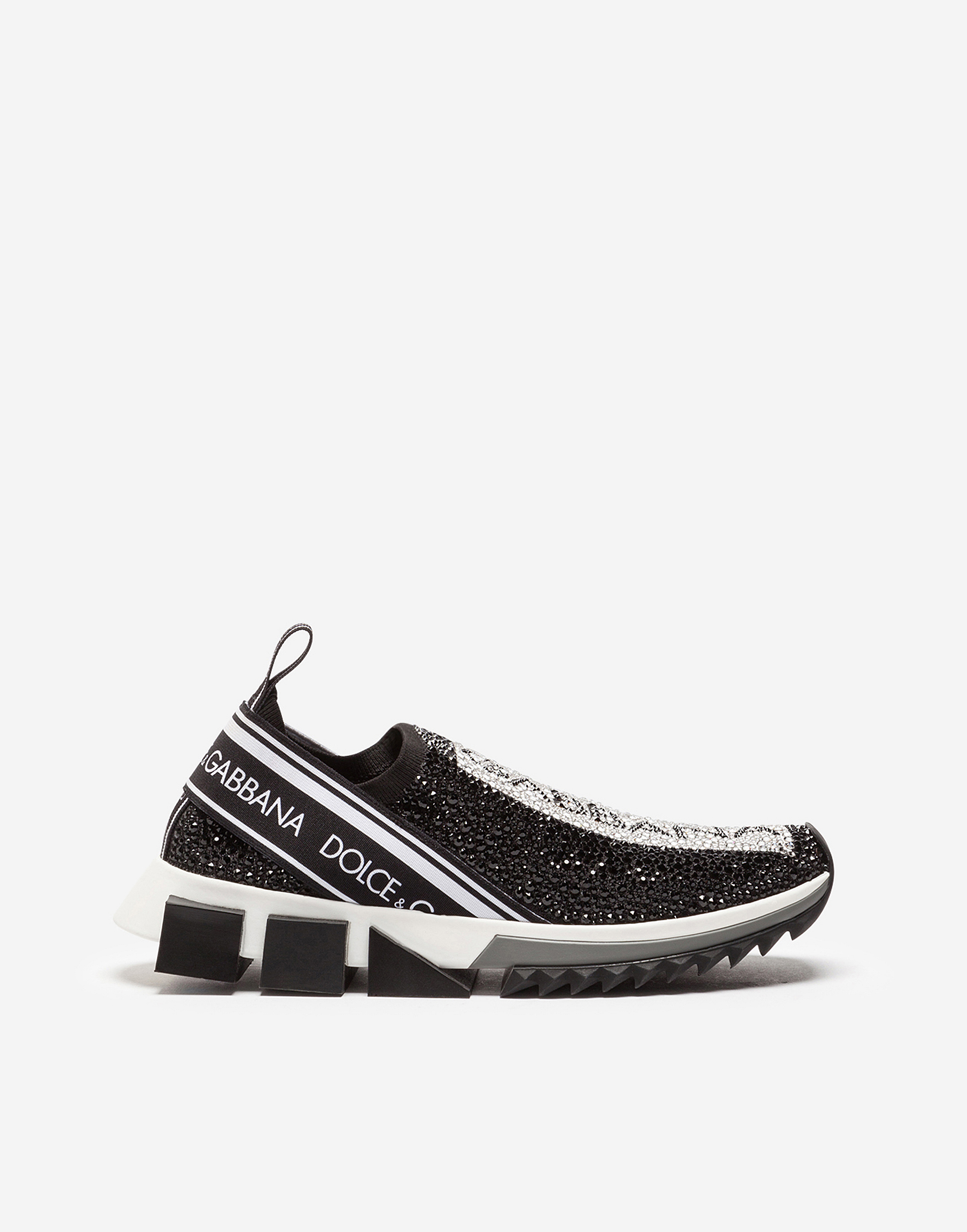 Sorrento Sneakers with Crystals - Women